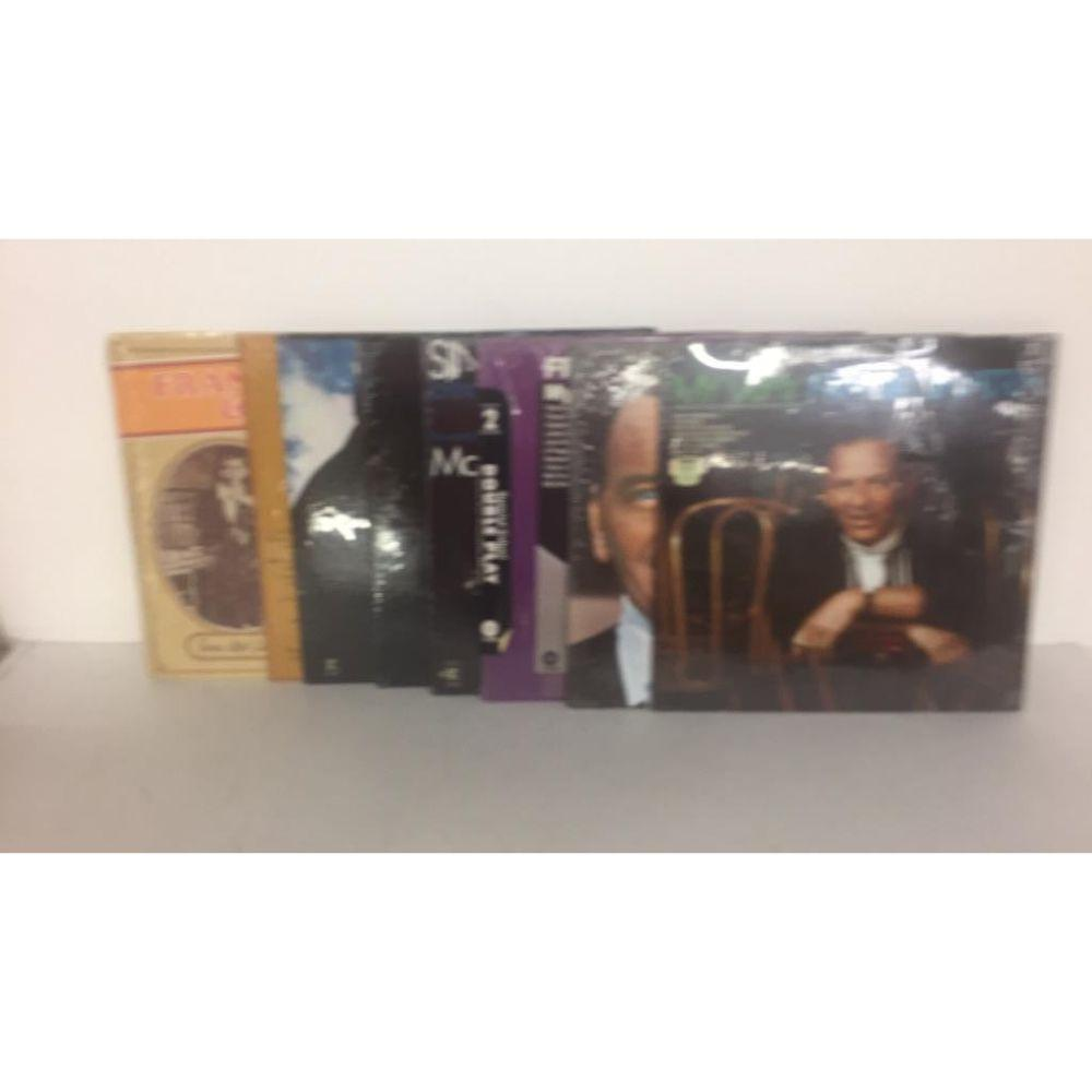 (8 Different) Frank Sinatra LP's -
