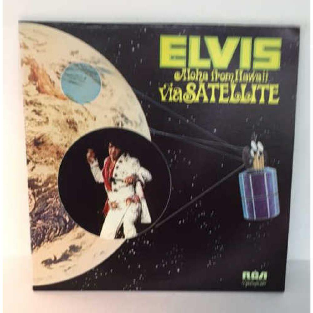 "Record Club Edition - Elvis Presley ""Aloha From"