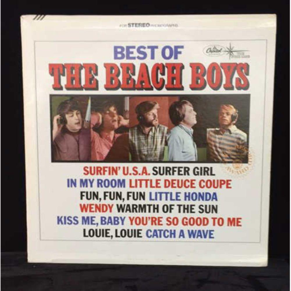 "Record Club Press - 1966 ""Best of the Beach Boys"""