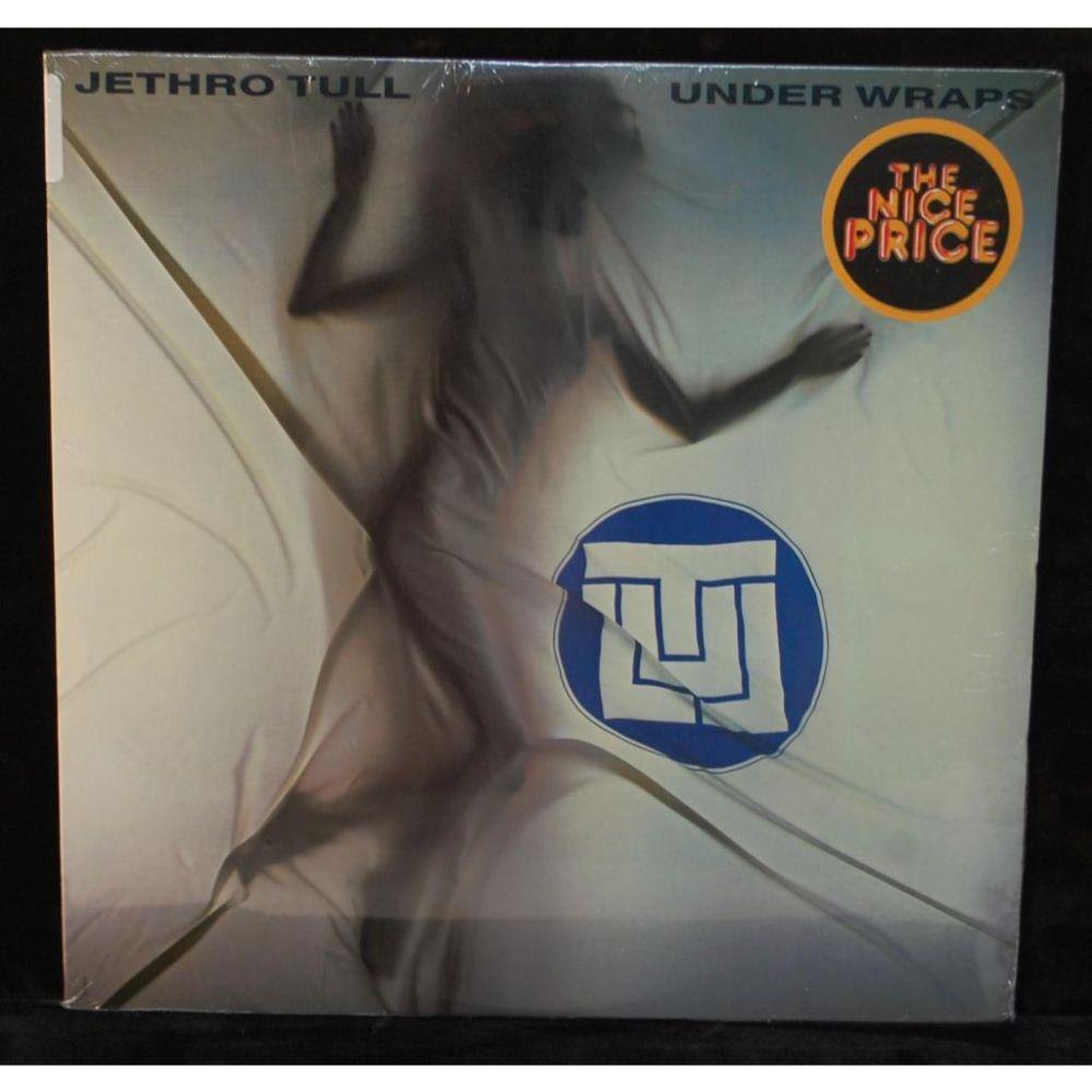 "Factory Sealed - Jethro Tull ""Under Wraps"" LP -"