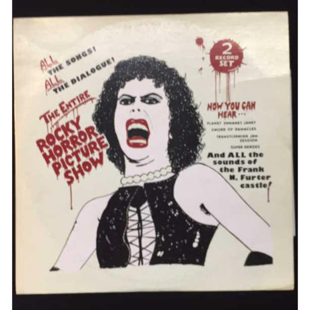"""Rocky Horror Picture Show"" LP -"