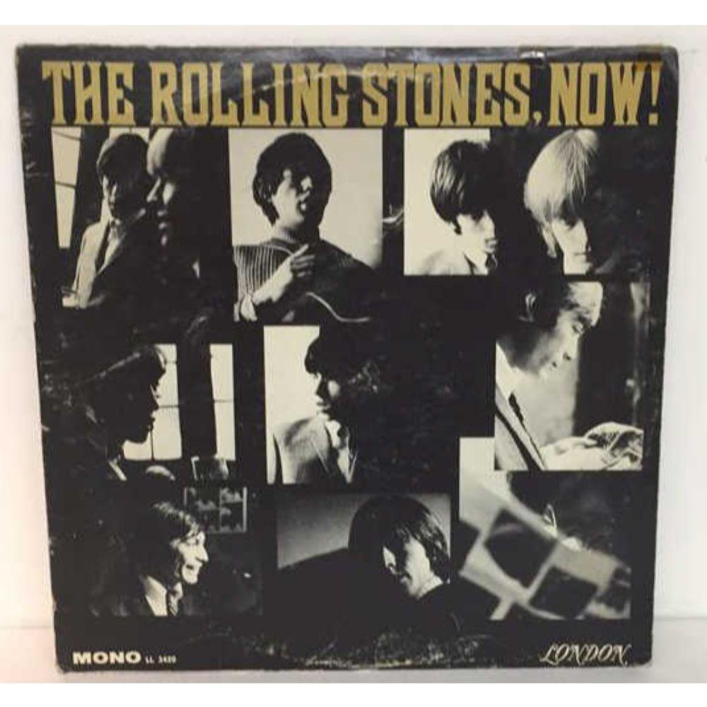 "The Rolling Stones ""Now!"" LP -"