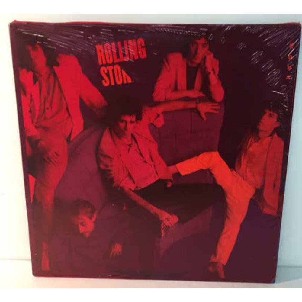 "The Rolling Stones ""Dirty Work"" LP"