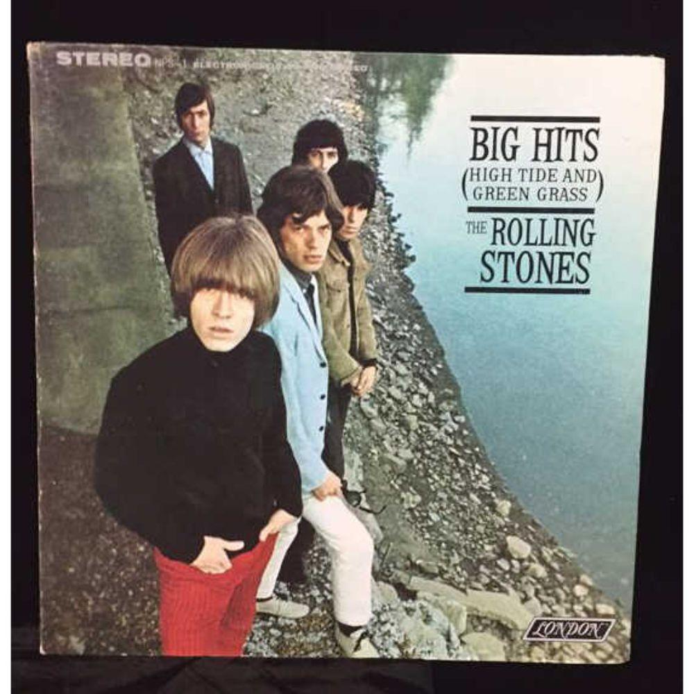 "The Rolling Stones ""Big Hits"" Gatefold LP -"