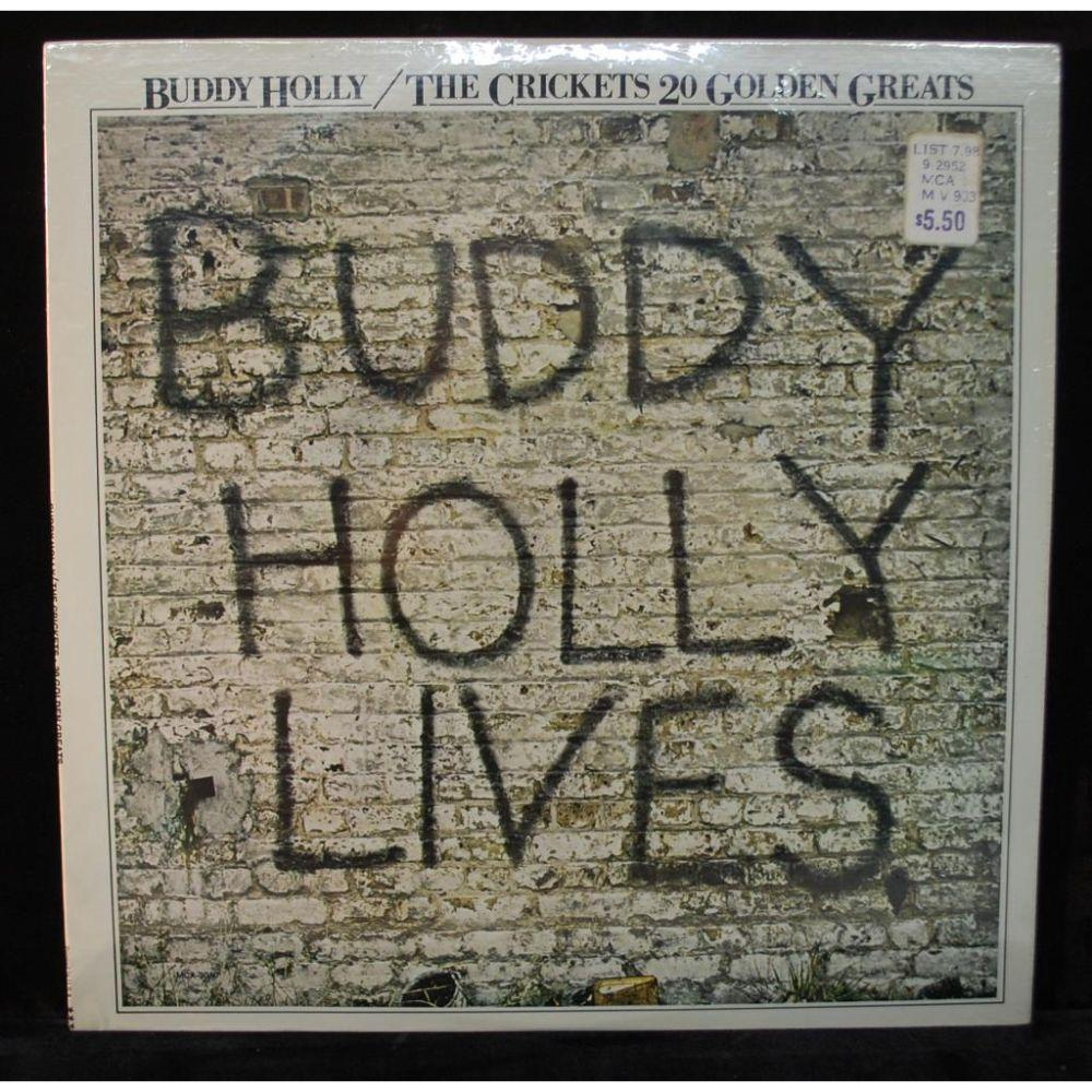 "Factory Sealed - ""Buddy Holly/The Cricketts"