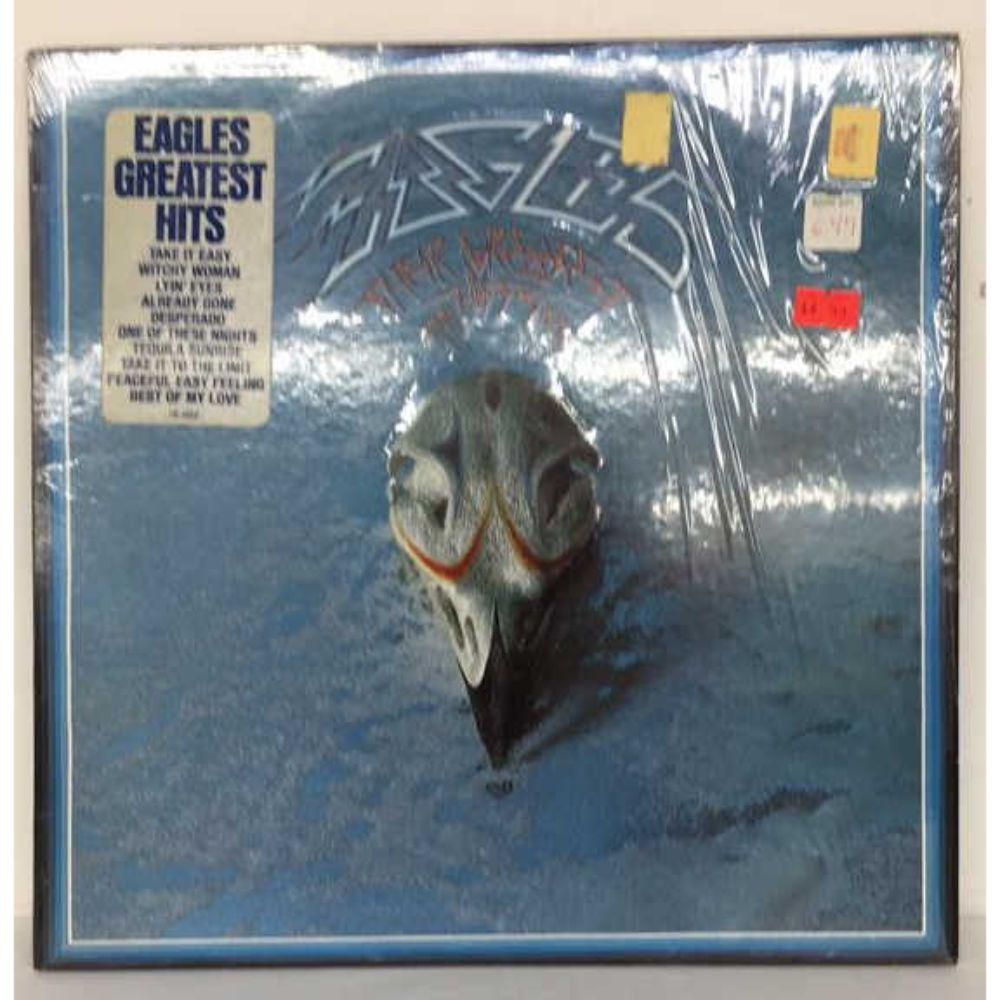 "1976 The Eagles ""Greatest Hits 1971-75"" LP -"