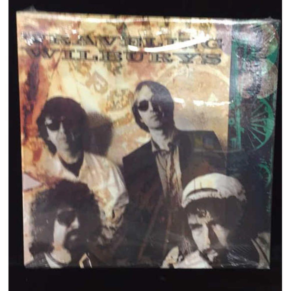 "Sealed - RCA Record Club ""The Traveling Wilburys"
