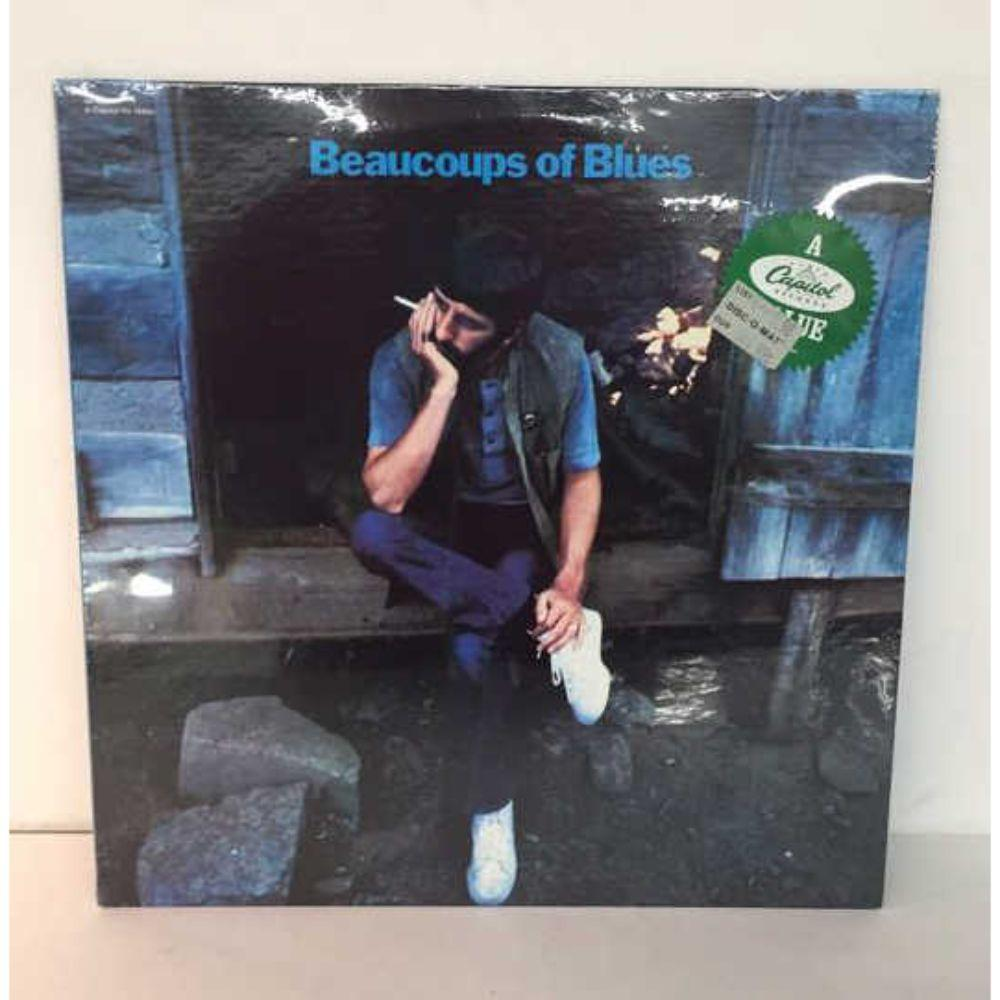 "Sealed - Ringo Starr ""Beaucoups of Blues"" LP -"