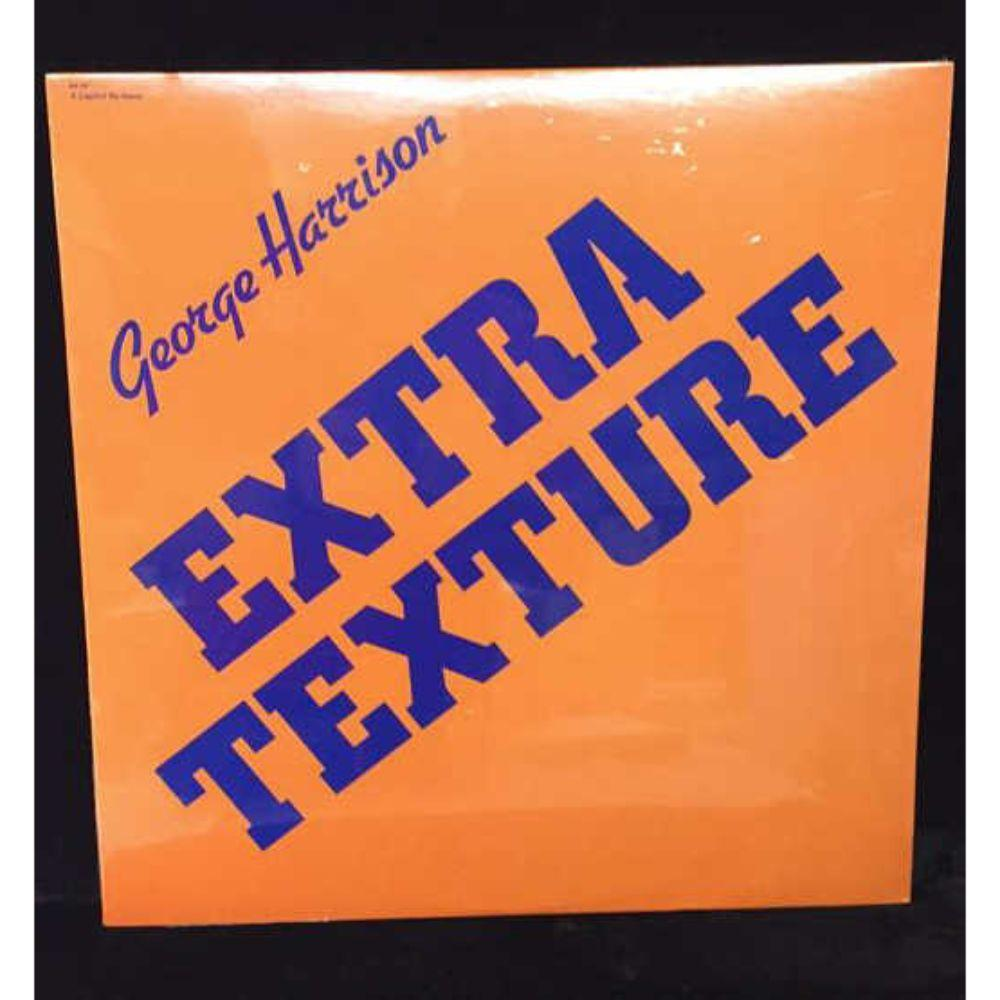 "Sealed - George Harrison ""Extra Texture"" LP -"