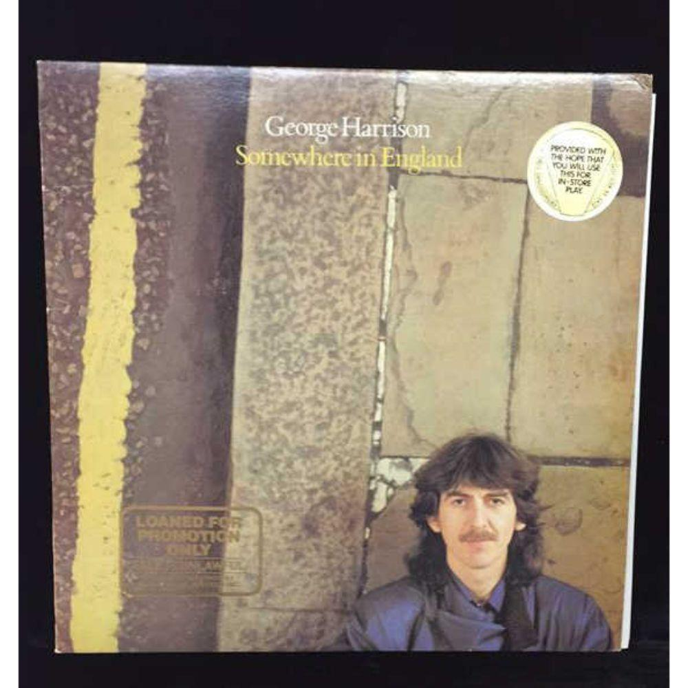 "PROMO - George Harrison ""Somewhere in England"""