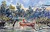 SHAFURDIN HABIB (B. Perak, 1961) 'Menyusuri Sungai', Shafurdin Habib, Click for value