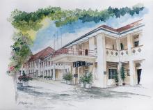 CHIN KON YIT : Methodist Boys School, Kuala Lumpur, 1999