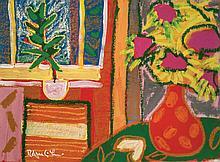 RAFIEE GHANI (B. Kedah, 1962) White Light, 1998 Oil on canvas