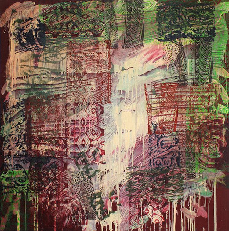 KELVIN CHAP (B. Indonesia, 1975) Ranau, 2015
