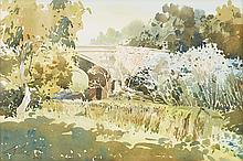ONG KIM SENG (B. Singapore, 1945) Old Bridge, 1990