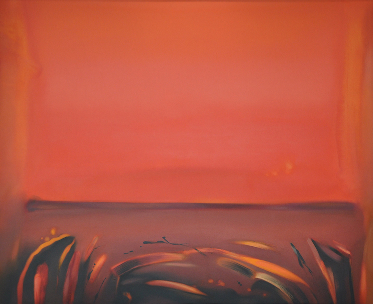 JOLLY KOH (B. Singapore, 1941) The Red Dreaming, 2004