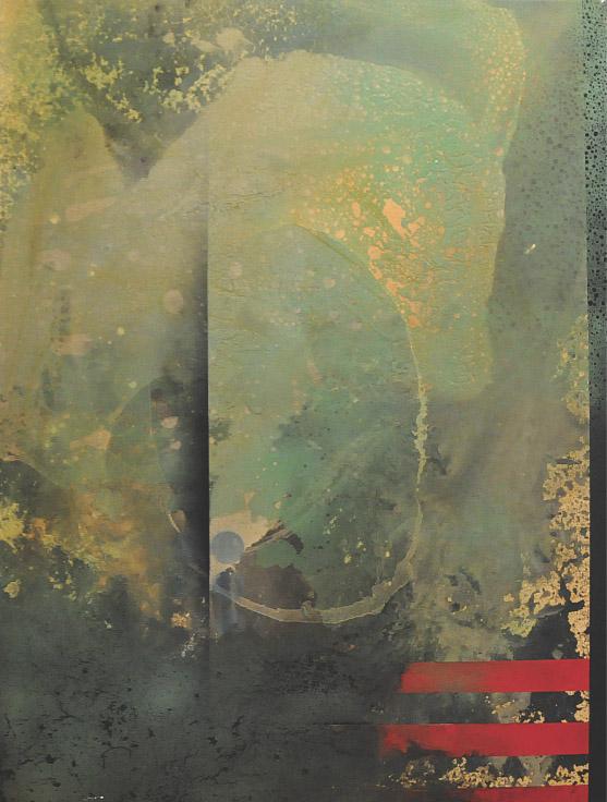 DREW HARRIS (B. Canada, 1960) 'Align #3'