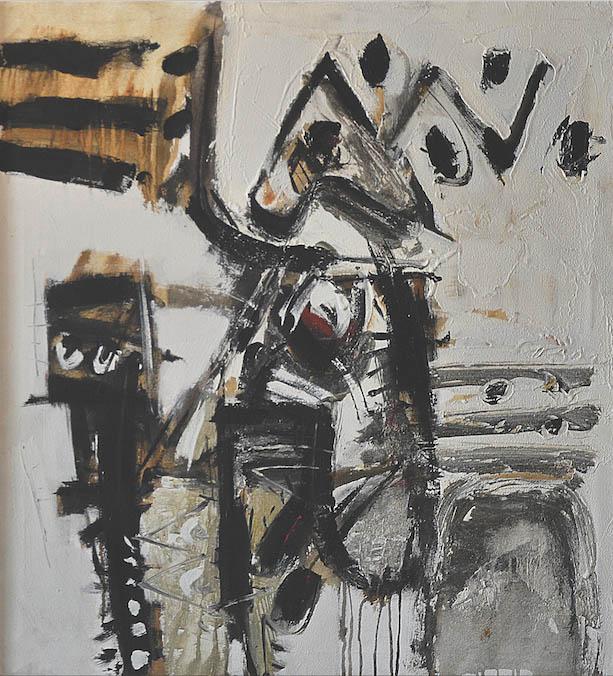 AWANG DAMIT AHMAD (B. Sabah, 1956) 'Marista