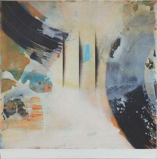 DREW HARRIS (B. Canada, 1960) 'Fluidity #3'