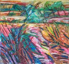 RAFIEE GHANI (B. Kedah, 1962) Wetlands I, 1995