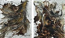 YUSOF GHANI Biring Series, 2006 Mixed media on canvas