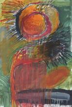 JAILANI ABU HASSAN Untitled, Mixed media on paper