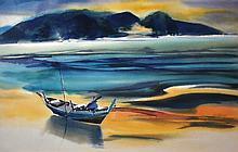LONG THIEN SHIH Pulau Langkawi, 1989 Watercolour on paper