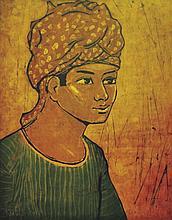KHALIL IBRAHIM Kelantanese, 1968 Batik