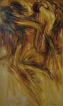 YUSOF GHANI Segerak Series, 2007 Mixed media on canvas