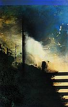 DREW HARRIS Align #1, 2011 Mixed media on canvas