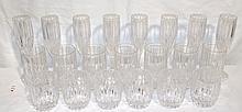 21 Waterford Crystal Glasses