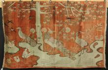 19th C. Chinese Carpet