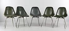 5 Eames for Herman Miller Chairs