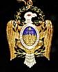 19th C. 14K Gold Society of Cincinnati Medal