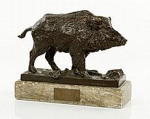 19th G. H. Gladenbeck & Sohn Bronze