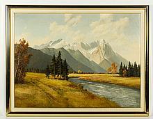 Meyer, Landscape, O/C