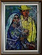 Pallock, Hispanic Couple, O/C, David Pallock, Click for value