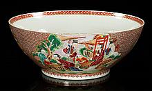 Chinese Export Porcelain Bowl