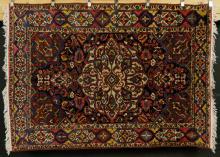 Fine Persian Bibikabad Carpet
