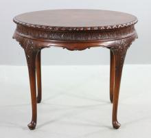 Paine Furniture Mahogany Table