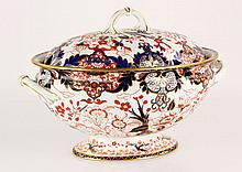 English Royal Crown Derby Tureen
