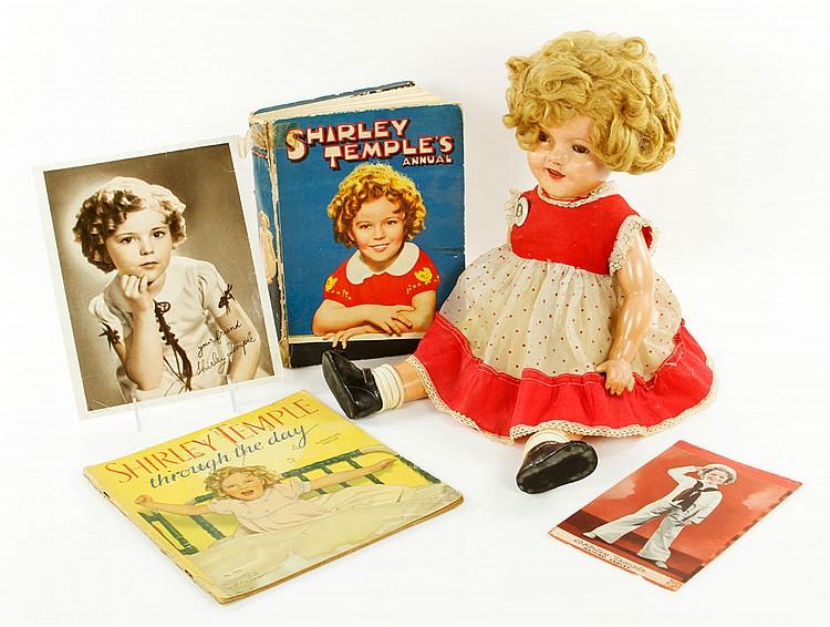 Original Shirley Temple Doll