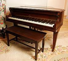 Settergren Baby Grand Piano