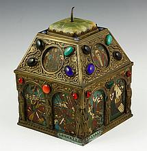 Enameled Box