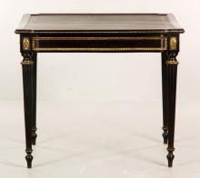 Napoleon III Game Table