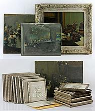 Greason, Collection of Drawings and Paintings