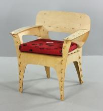 David Kawecki Puzzle Chair