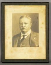 Photograph of Teddy Roosevelt