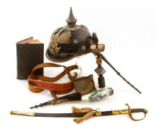 6 Personal Items of German General Keppner