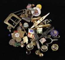 Lot of Military Insignia